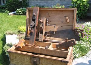 Coffre à outils - Ouvert