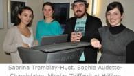 Des nouvelles de l'Université de Sherbrooke. Nicholas Thiffault est le fils de Richard et petit-fils de Paul Thiffault de Trois-Rivières. Il fait parti d'un groupe de chercheurs de l'Université de […]