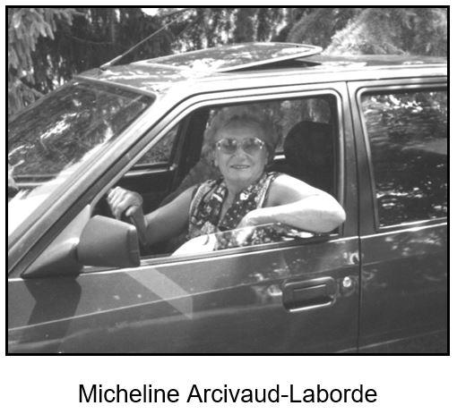 Micheline Arcivaud-Laborde